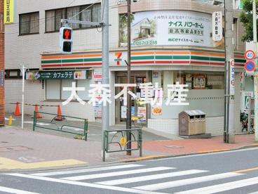 セブン−イレブン 大森駅北店の画像1