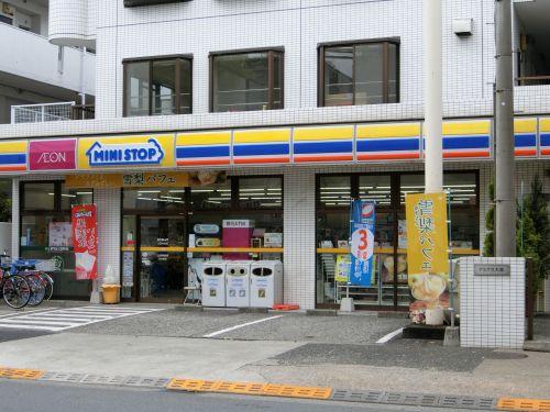 ミニストップ大田中央店の画像