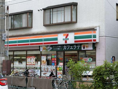 セブン-イレブン大田区中央6丁目店の画像
