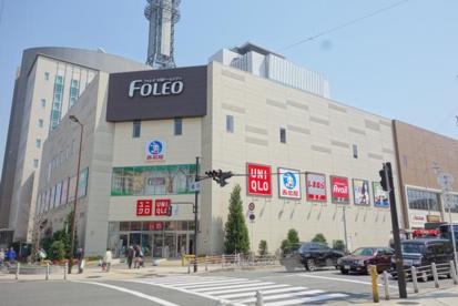 フォレオ 大阪ドームシティの画像1