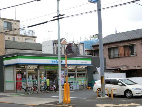 ファミリーマート大田池上一丁目店の画像
