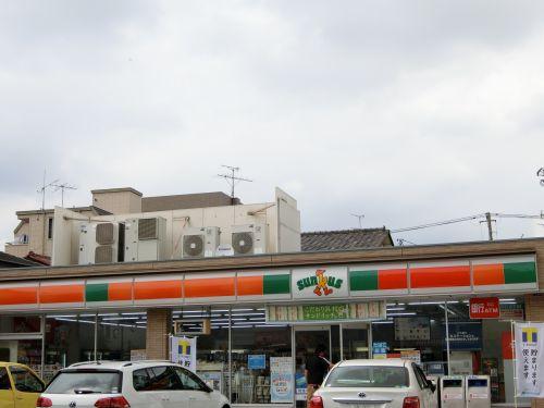 サンクス大田池上通り店の画像
