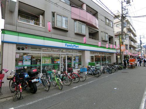 ファミリーマート大田池上仲通り店の画像