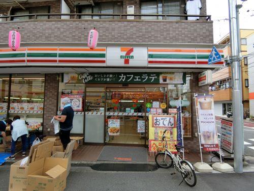 セブン‐イレブン 大田区池上3丁目店の画像