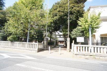 上戸田氷川神社の画像1