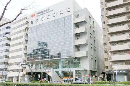 大阪福島郵便局の画像1