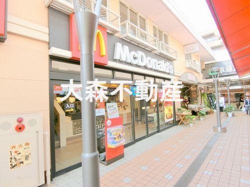 マクドナルド 平和島店の画像