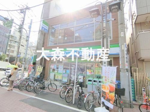 ファミリーマート 平和島旧東海道店の画像