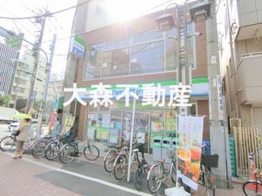 ファミリーマート 平和島旧東海道店の画像1
