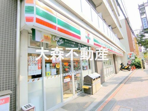 セブン-イレブン大田区美原通り店の画像