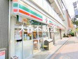 セブン-イレブン大田区美原通り店