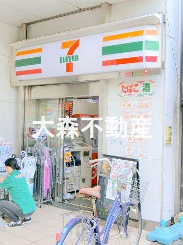 セブン-イレブン 京急ST平和島店の画像