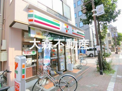 セブン-イレブン大田区美原通り南店の画像