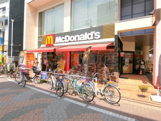 マクドナルド 大森町店の画像