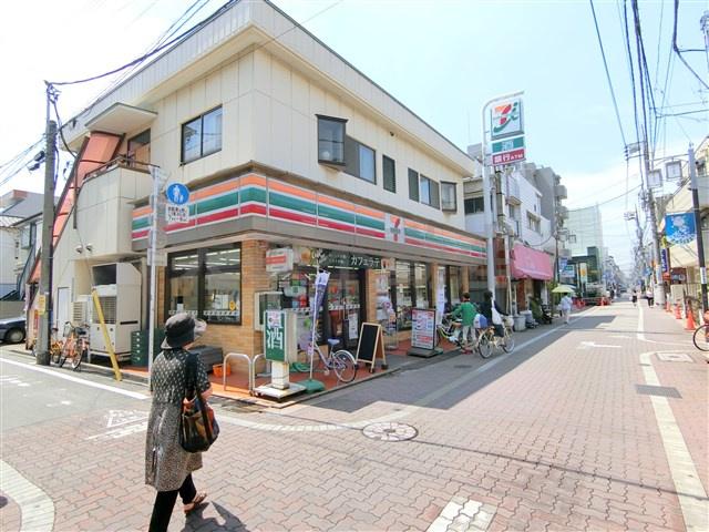 セブン‐イレブン 大田区大森町店の画像
