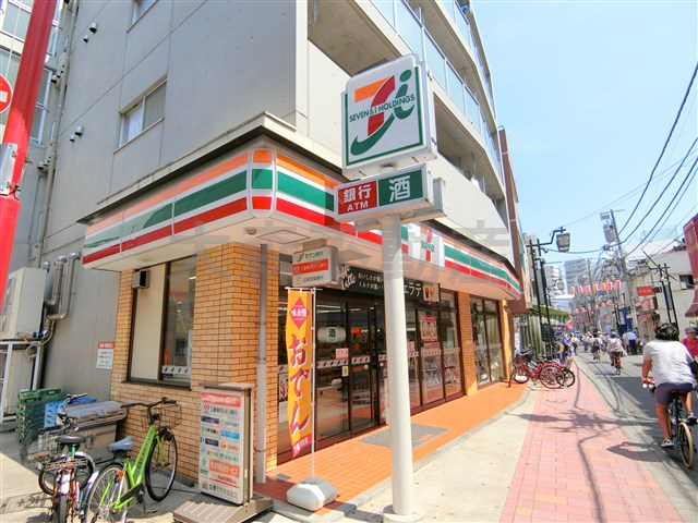 セブン-イレブン大田区大森西6丁目店の画像