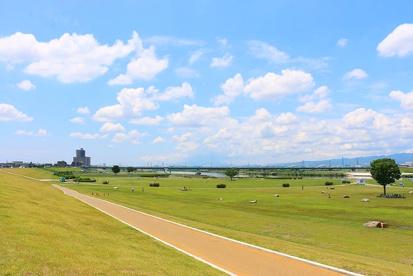 淀川河川公園 海老江地区の画像1
