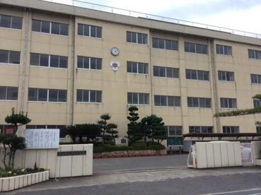 岡山市立芳田中学校の画像1