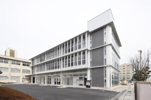 岡山市立西小学校の画像