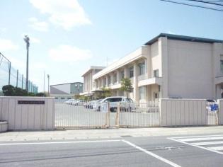 岡山市立御南中学校の画像