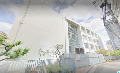 大阪市立下福島中学校の画像1