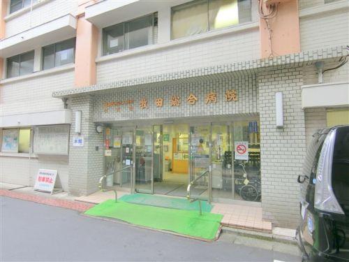 牧田総合病院の画像