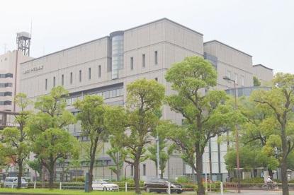 大阪市立 中央図書館の画像1