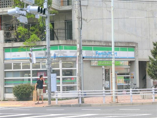 ファミリーマート大井三ツ又店の画像