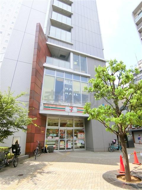 セブン-イレブン 品川大井4丁目店の画像