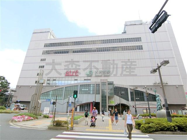大井町駅の画像