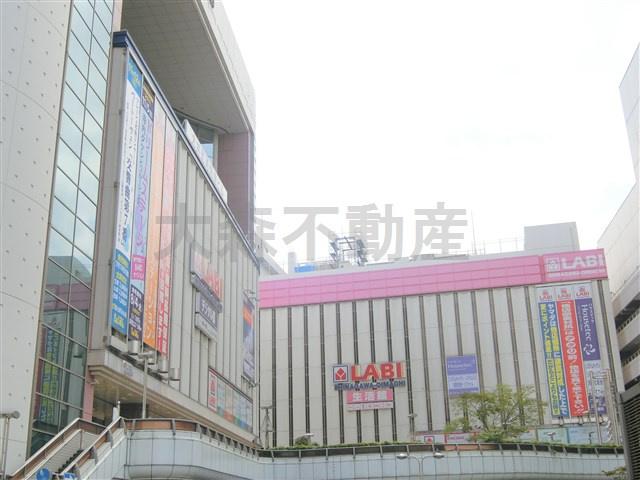 ヤマダ電機 LABI品川大井町店の画像