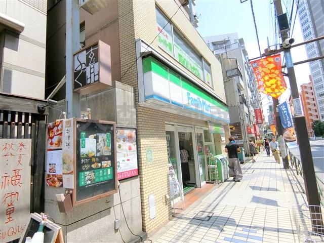ファミリーマート東大井店の画像