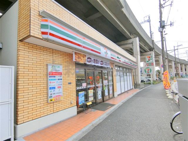 セブンイレブン品川東大井1丁目店の画像