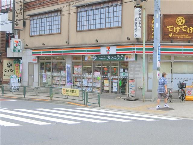 セブン-イレブン南品川3丁目店の画像