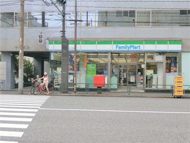 ファミリーマート 東品川三丁目店の画像