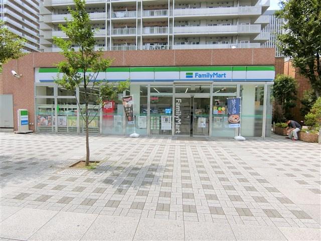 ファミリーマート 品川シーサイド駅前店の画像
