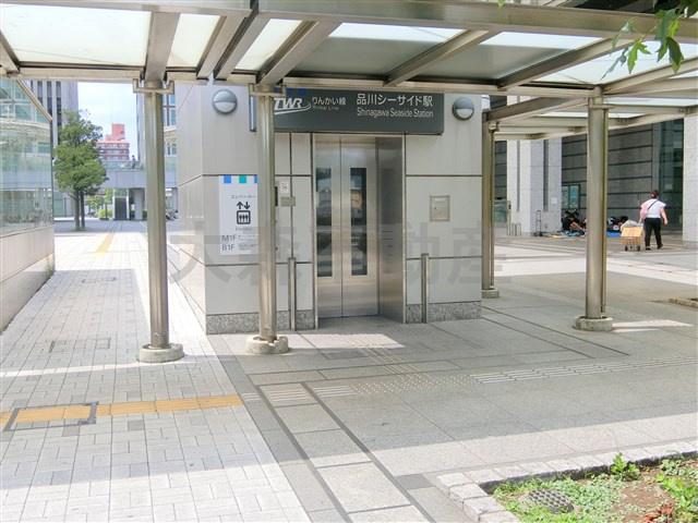 品川シーサイド駅の画像