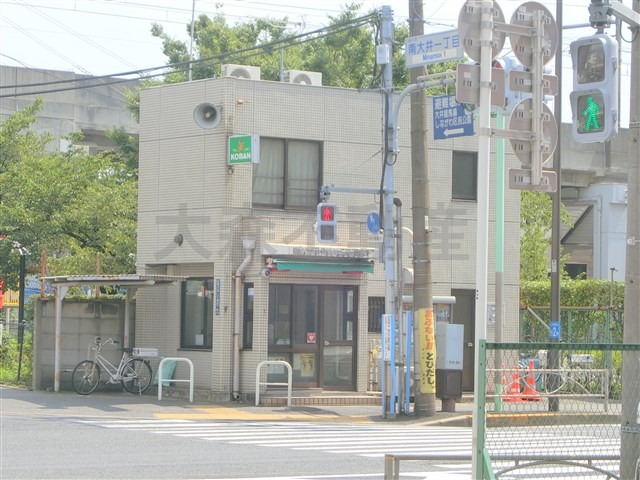 立会川交番 の画像