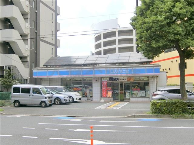 ローソン 勝島一丁目店の画像