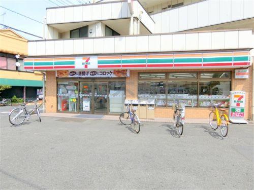 セブン‐イレブン 大田区仲糀谷店の画像