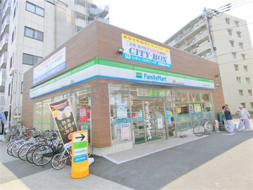 ファミリーマート 野口西糀谷産業道路店の画像