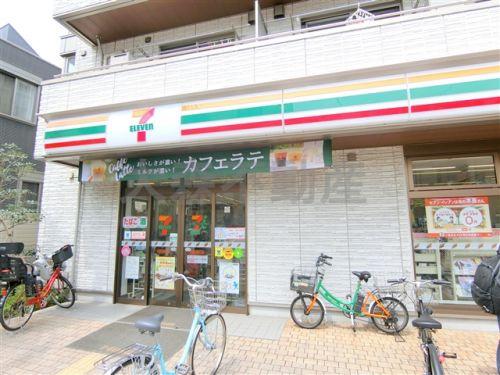 セブン-イレブン大田区糀谷中前店の画像