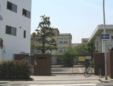 大阪市立茨田北中学校の画像1