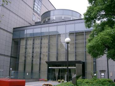 大阪市立中央図書館の画像1