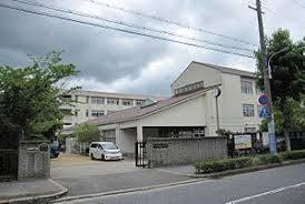 櫨谷中学校の画像1