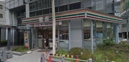 セブン-イレブン大阪江戸堀1丁目西店の画像1