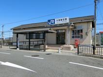 大和新庄駅