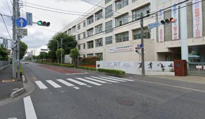 青木中学校の画像1
