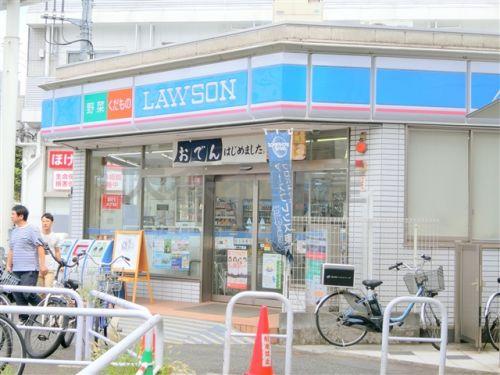 ローソン 東蒲田二丁目店の画像