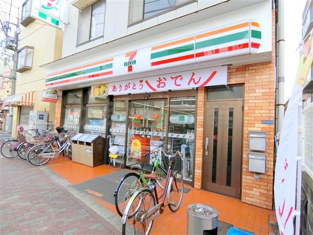 セブン‐イレブン 大森東店の画像